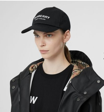 c4eb678ee9a Burberry 2019 SS Unisex Street Style Caps ( 80106351) by ...