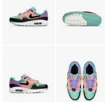 Nike AIR MAX 1 Petit Street Style Kids Girl Sneakers