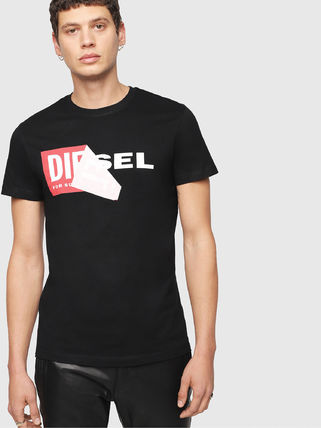 DIESEL More T-Shirts Crew Neck Short Sleeves T-Shirts 5