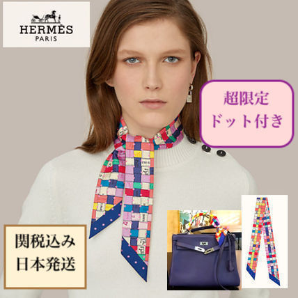 HERMES Lightweight Collaboration Special Edition Lightweight Scarves & Shawls 8