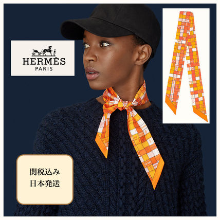 HERMES Lightweight Collaboration Special Edition Lightweight Scarves & Shawls 7