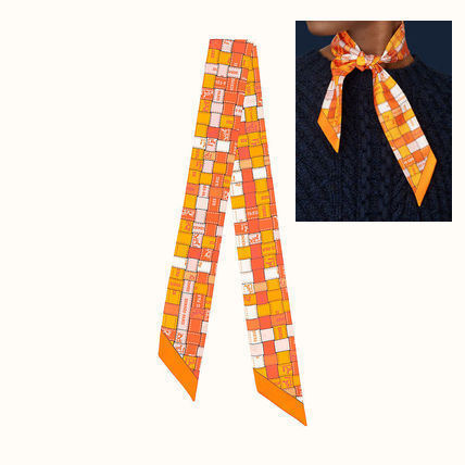 HERMES Lightweight Collaboration Special Edition Lightweight Scarves & Shawls 10