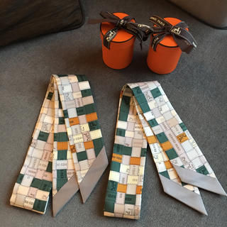 HERMES Lightweight Collaboration Special Edition Lightweight Scarves & Shawls 3
