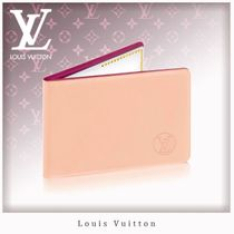 Louis Vuitton Unisex Leather Accessories