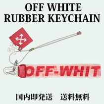 Off-White Monogram Unisex Nylon Street Style Accessories