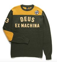 Ron Herman Crew Neck Long Sleeves Knits & Sweaters