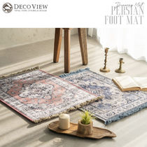 DECO VIEW Collaboration Geometric Patterns Carpets & Rugs