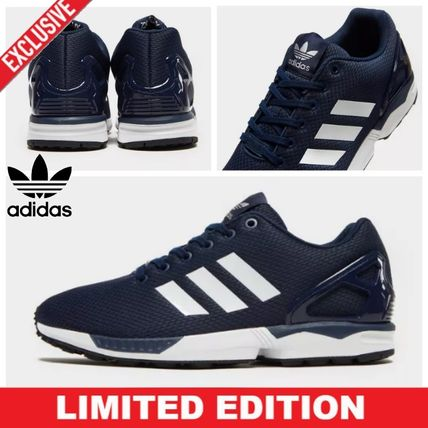 05b7985b7e2 adidas ZX 2019 SS Blended Fabrics Street Style Sneakers (1273158 ...