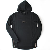 BALR Unisex Street Style Long Sleeves Hoodies