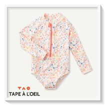 tape a l'oeil Baby Girl Swimwear