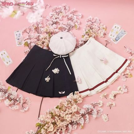 Collaboration Skirts