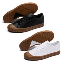 PUMA Leather Sneakers