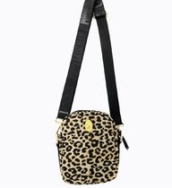 Poppy Lissiman Leopard Patterns Casual Style Unisex Street Style Crossbody