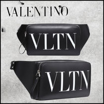 VALENTINO Monogram Studded Street Style Bags