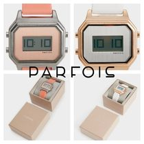 PARFOIS Casual Style Jewelry Watches Analog Watches