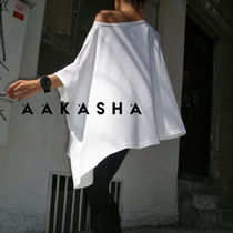 Aakasha Plain Long Shirts & Blouses