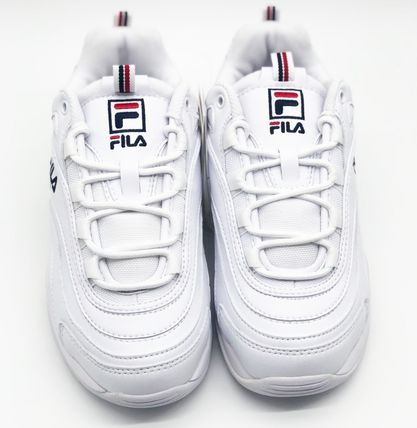 FILA Ray 2019 SS Plain Low Top Sneakers