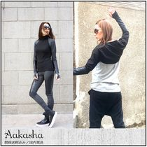 Aakasha Short Casual Style Plain Leather Handmade Boleros & Shawls