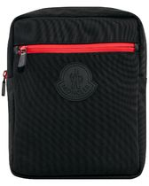 MONCLER Nylon Bi-color Plain Messenger & Shoulder Bags