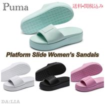 PUMA Casual Style Unisex Street Style Sport Sandals Flat Sandals