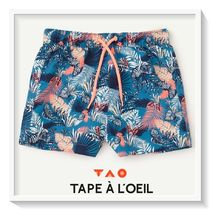 tape a l'oeil Unisex Baby Girl Swimwear