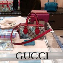 GUCCI 3WAY Leather Boston & Duffles