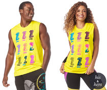 ZUMBA Yoga & Fitness Tops