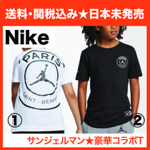 Nike Unisex Petit Street Style Collaboration Kids Girl Tops