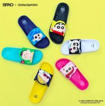 SPAO Unisex Collaboration Sandals