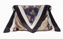 3.1 Phillip Lim Flower Patterns Elegant Style Bags