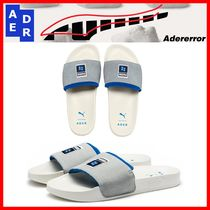 ADERERROR Unisex Street Style Collaboration Shower Shoes