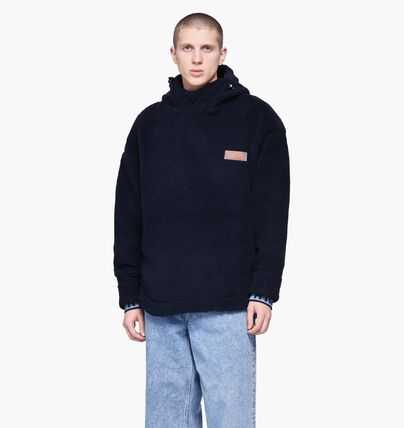 Collaboration Oversized Jackets