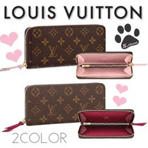 Louis Vuitton Monogram Long Wallets