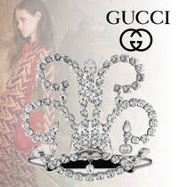 GUCCI Party Style 18K Gold Headbands