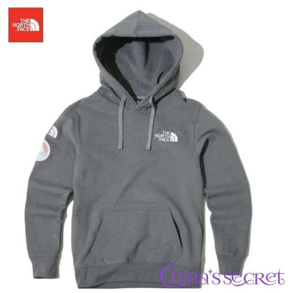 THE NORTH FACE Hoodies Pullovers Unisex Long Sleeves Hoodies 2