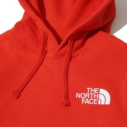 THE NORTH FACE Hoodies Pullovers Unisex Long Sleeves Hoodies 10