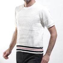 THOM BROWNE Cotton T-Shirts