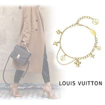 Louis Vuitton 2019SS BRACELET BLOOMING gold one size Bracelets