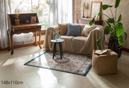 Tassel Collaboration Persian Style Carpets & Rugs