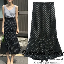 Pencil Skirts Dots Medium Home Party Ideas Office Style