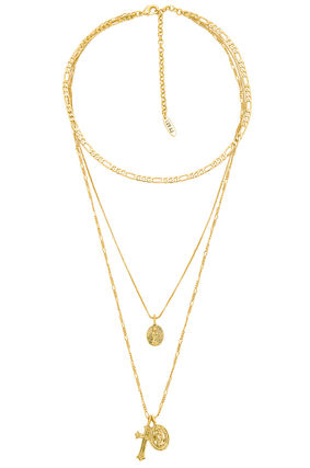 Casual Style Cross Necklaces & Pendants