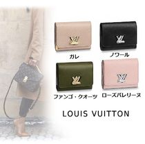 Louis Vuitton 2019SS PORTEFUILLE TWIST COMPACT XS 2colors one size Wallets