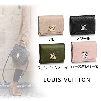 2019SS PORTEFUILLE TWIST COMPACT XS 2colors one size Wallets