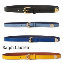 Ralph Lauren Plain Belts