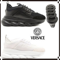 VERSACE PVC Clothing Sneakers