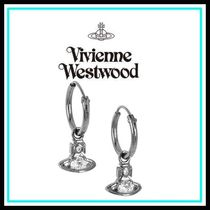 Vivienne Westwood Casual Style Home Party Ideas Silver Earrings