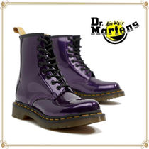 Dr Martens 1460 Casual Style Street Style Plain Ankle & Booties Boots