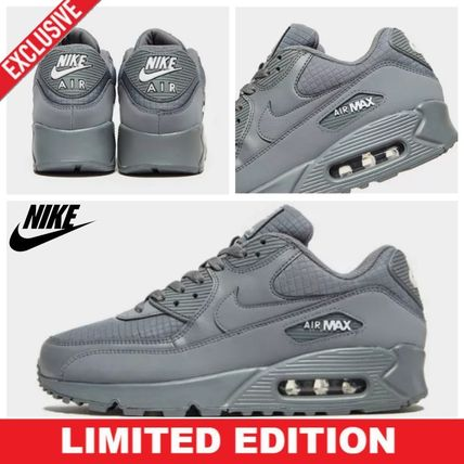 meet 7a0c1 78dc4 Nike AIR MAX 90 2019 SS Blended Fabrics Street Style Sneakers  (1266441/103814)