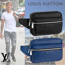 Louis Vuitton TAIGA Leather Hip Packs