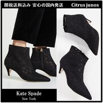 kate spade new york Flower Patterns Elegant Style Ankle & Booties Boots
